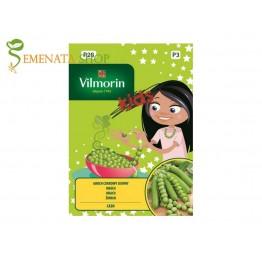 Семена на грах нисък CASH - серия детска градина Вилморин