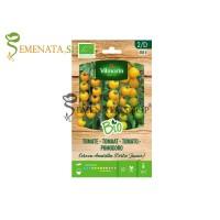 Био семена на Жълти чери домати от Вилморин