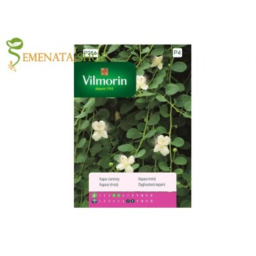 Семена на Каперси Вилморин