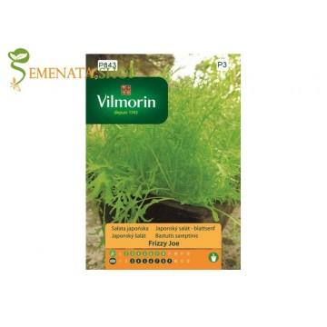 Семена на Японска салата MIZUNA - Вилморин