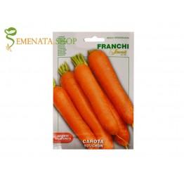 Семена на моркови Тушон