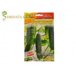 Семена на къси краставици Монтебело - специална професионална серия за любители