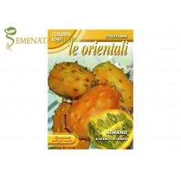 Кивано - семена от Африканска бодлива краставица - екзотика и страхотен вкус (Cucumis metuliferus)