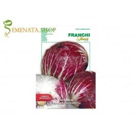 Семена на цикория червена топка късна