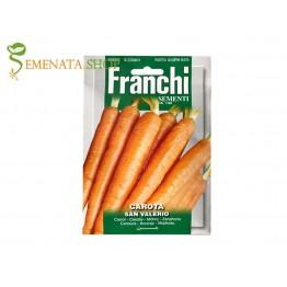 Семена на моркови Сан Валерио