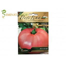 Семена на домати Розамакс - новият уникално вкусен розов гигант с плодове до 1,5 кг