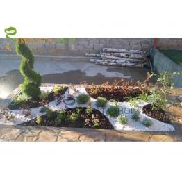 Лента ограничител за трева с UV защита и отлична гъвкавост 80 мм