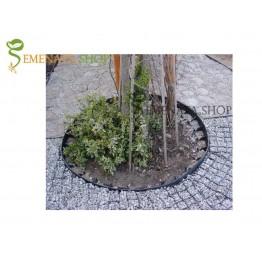 Разделителен кант за трева и тревни площи и височина 60 мм