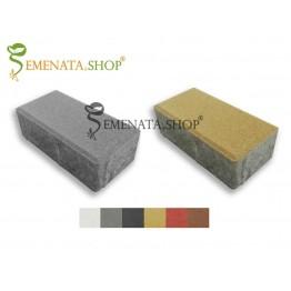 Бетонови павета 20/10/6 от вибропресован бетон с висока якост