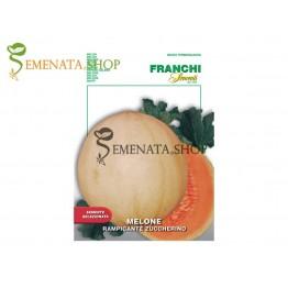 Семена на Пъпеш увивен сладък ( Rampikante Zuccerino ) - сладък като захар