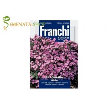 Семена на Сапонария с обилни розови цветчета - Saponaria ocymoides