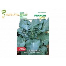 Семена на Листно зеле ( Кейл ) Galega De Folhas Lisas - португалско с гладки листа