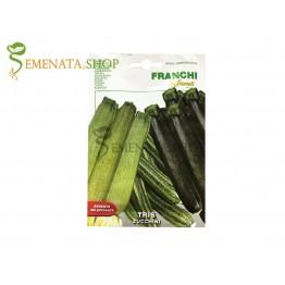 Микс от семена на тиквички - италиански сортове за пържене със страхотен вкус и аромат