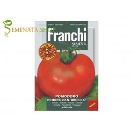 Семена за домати едри червени Помона F1 (Pomona F1)