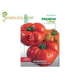 Семена на Червен домат Бифстек от Фиорентина