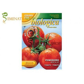Био семена на безколови домати Аче - директен сорт за вкусна салата