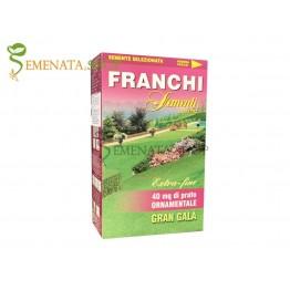 Луксозни тревни смески Gran Gala много фини листа с висок декоративен ефект