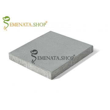 Бетонови тротоарни плочи 40/40/4 см с включена доставка за цяла България