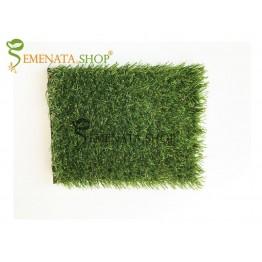 Трева изкуствена без поливане и косене - 25 мм