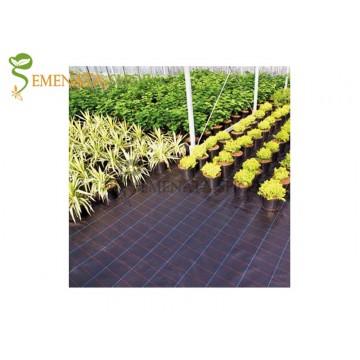Покривало за мулчиране на почва и настилки - високо белгийско качество на разумна цена (Черно)