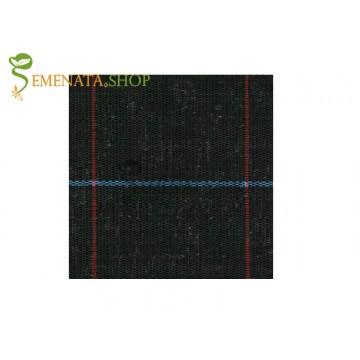 Мулчиращо фолио за Лавандула многогодишно с UV стабилизация и супер висока якост (Черно)