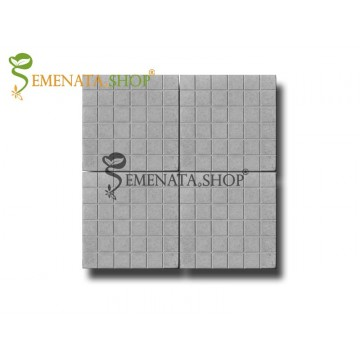 Бетонова тротоарна плочка 30/30/4,5 см тип Каре