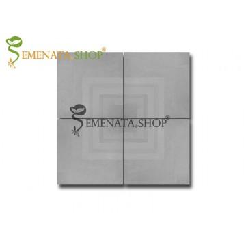 Бетонова тротоарна плочка 40/40/5 см с орнамент