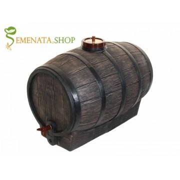 Полиетиленови бурета за алкохол Барик 150 л - перфектни за ракия, вино, уиски и др.
