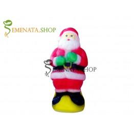 Светеща фигурка на Дядо Коледа - модел XS