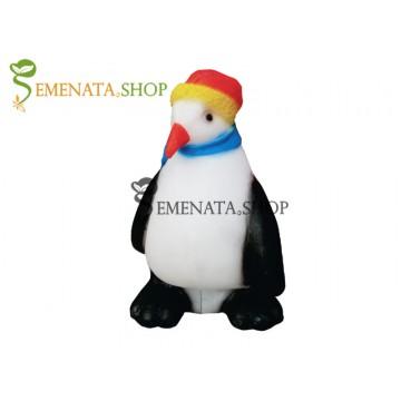 Светеща фигура на Пингвинче за открито и закрито с UV защита