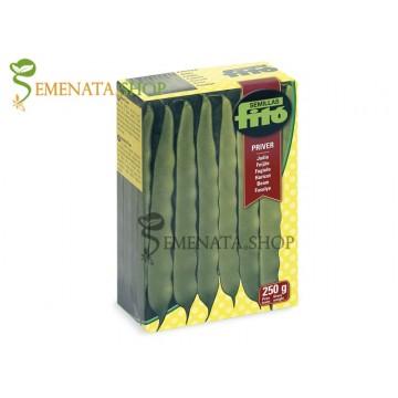 Семена на Градински фасул Привер (Priver) - зелен, плосък, увивен (Фито)