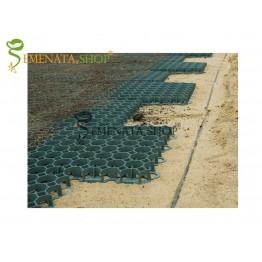 Паркинг елементи на тревна фуга с товароносимост до 90 тона на кв.м (Безплатна доставка)