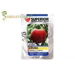 Сръбски семена на безколови розови домати Круна - апетитни за салата