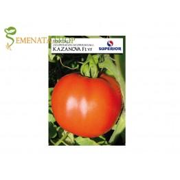 Семена на домати Казанова F1 - вкусни и добивни, едри до 400 гр.