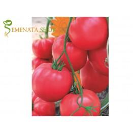 Семена на домати Анджелина F1 (Джинка F1) - розов сръбски сорт много сладък с приятен аромат