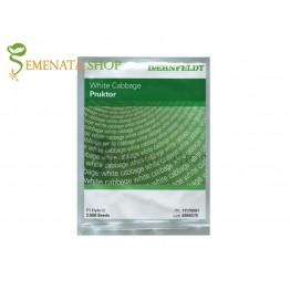 Професионални семена на зеле Пруктор F1 (Pruktor F1) - Syngenta