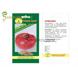 Семена на домати Розов блян - Агрогид