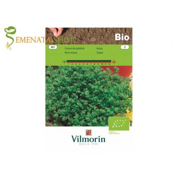 Био семена на крес (кресон, горва) - Lepidium sativum