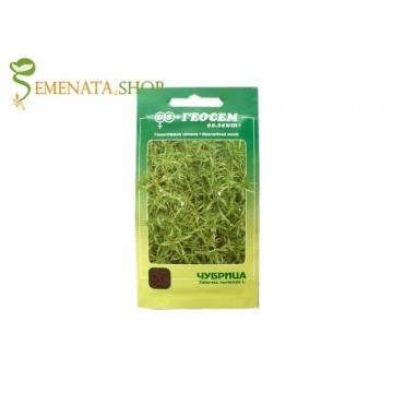 Семена на градинска чубрица Satureja hortensis - типичният български аромат