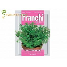 Оригинални семена на градинска чубрица италианска - Franchi