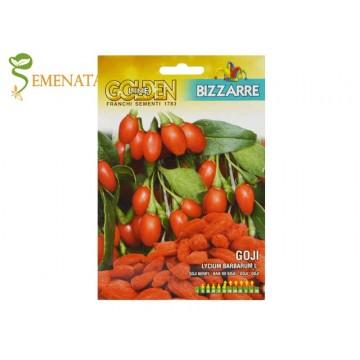 Семена на Годжи Бери Goji, Lycium Barbarum - любимият плод за дълголетие Лиций