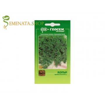 Семена на Копър сорт Дукат (Anethum Graveolens) - ароматен и приятен