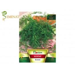 Семена на Копър, Anethum Graveolens oт ароматния сорт Комон (Common)