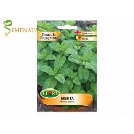 Семена от Мента (Mentha piperita) - със супер силен приятен аромат