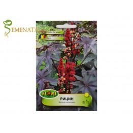 Семена от Рицин (Ricinus communis) - растение против къртици