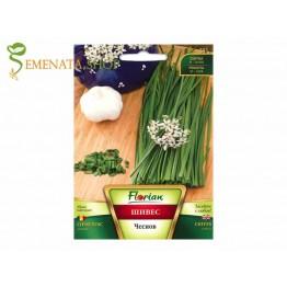 Семена на Шивес с деликатен аромат на чесън (Чеснов Шивес, Чеснова трева)