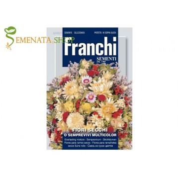 Семена на микс за сухи цветя