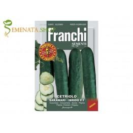 Семена на краставици Сакамари f1