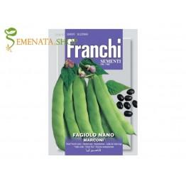 Семена на фасул нисък Маркони