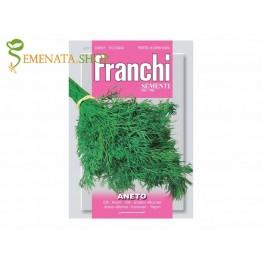 Семена на Копър ароматен от Франчи Италия